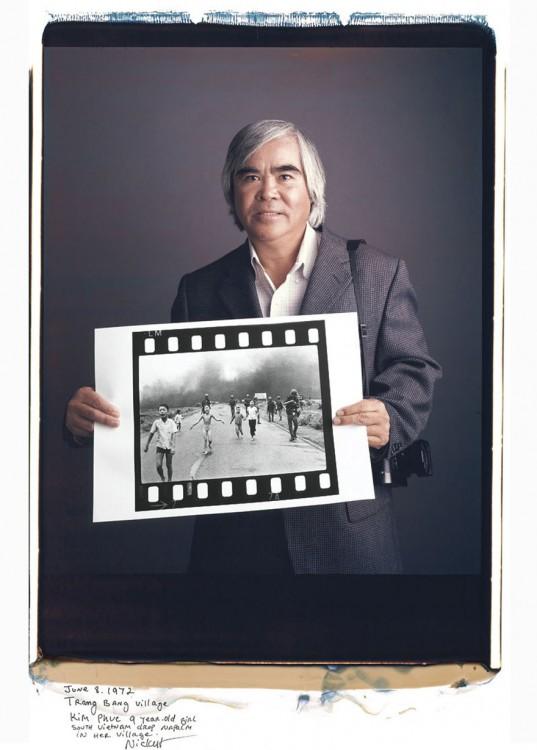 3. Nick Ut, ataque de napalm no Vietnã (1972)