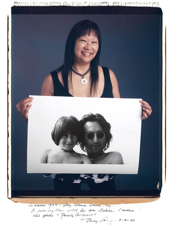7. May Pang, John Lennon (1974)