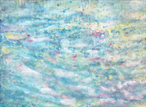 Pic 1 água azul
