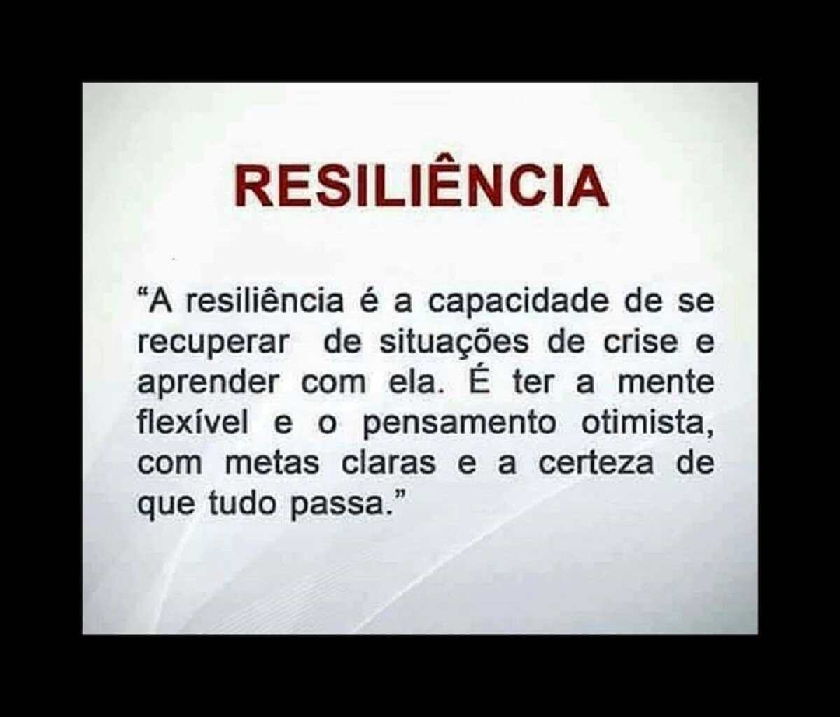 Como desenvolver sua Resiliência: são sete passos ...