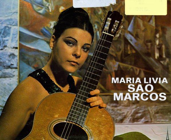 Maria Livia São Marcos
