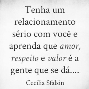 relacionamento