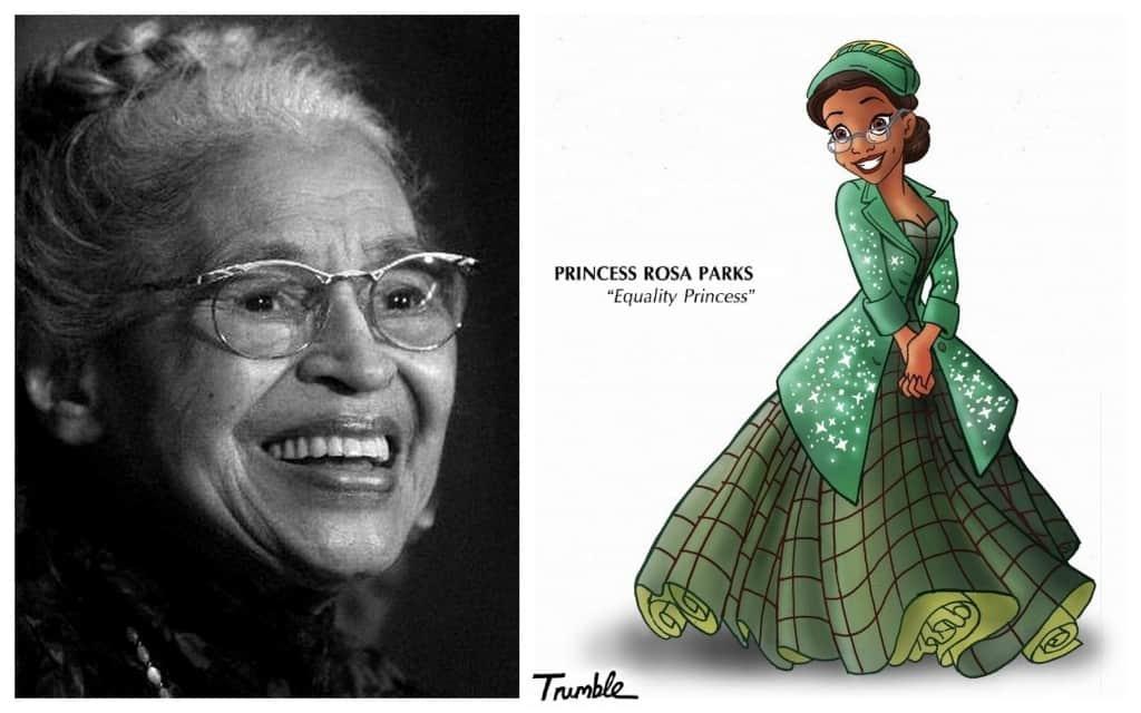 Princesa-Rosa-Parks-1024x640
