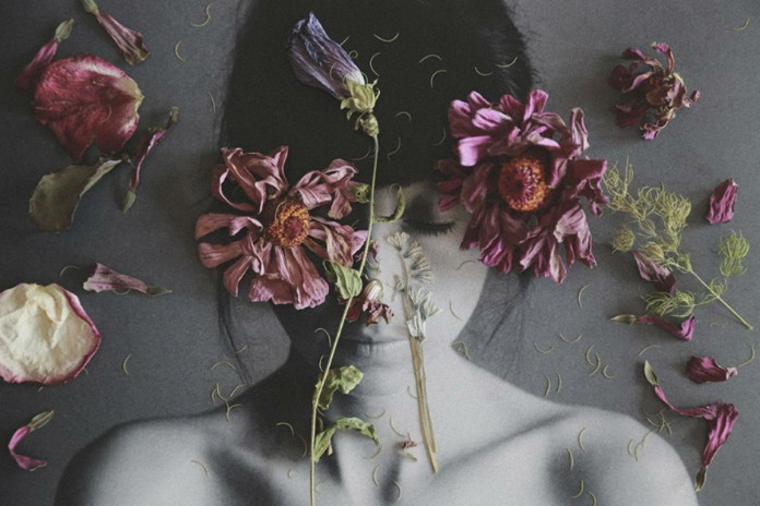 sleeping flowers Anna O