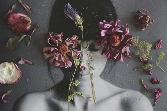 sleeping flowers Anna O