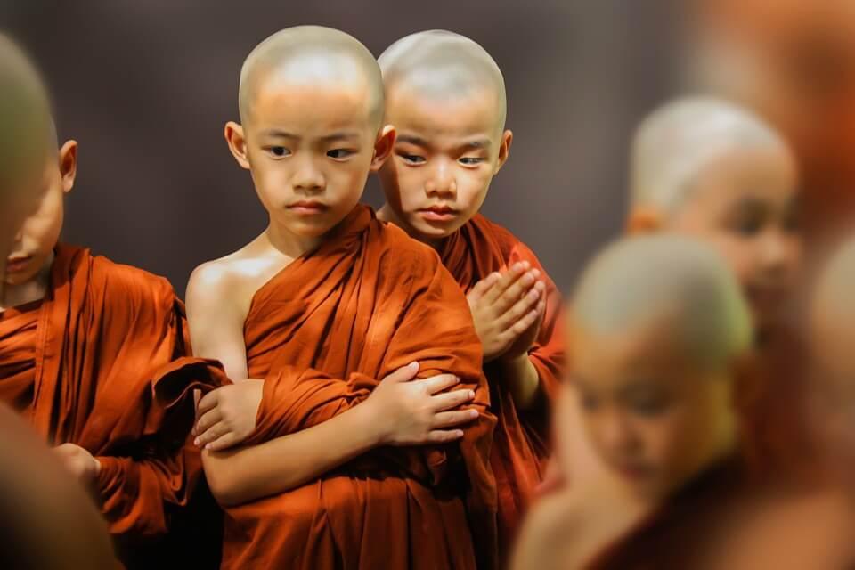3 maravilhosos contos budistas para crianças