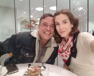 Williams Costa da Silva e Ana Claudia Castro