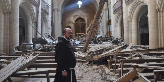 Pe Ibrahim na Síria Pro Terra Sancta